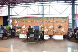 Stand pameran Dekenat Tangerang