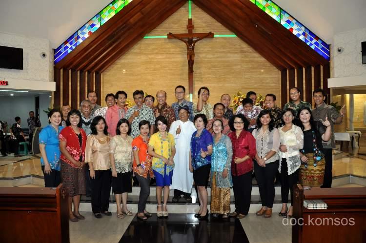 Melestarikan Budaya Jawa di Misa Bahasa Jawa