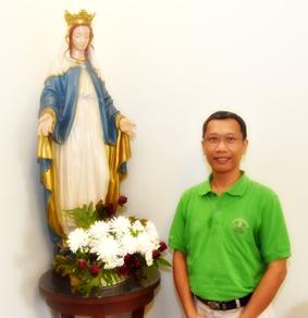 Walterus Teguh Santosa, SJ