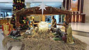 Kehadiran Allah pada natal sebagai wujud penyertaan dan penuntun dalam hadapi pandemi