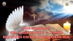 Roh Kudus Kekuatan Pewartaan Injil
