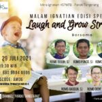 """WEBINAR """"Laugh and Grow Strong"""""""
