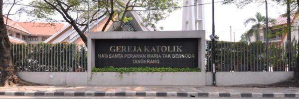 Paroki Tangerang Hati Santa Perawan Maria Tak Bernoda